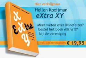 Boek eXtra XY van Hellen Kooijman hier verkrijgbaar